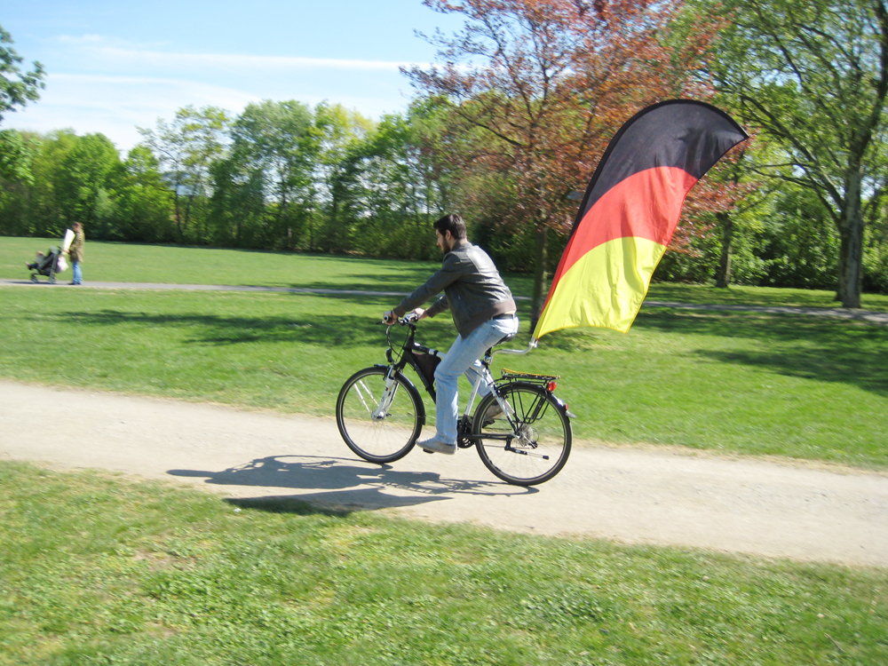 Die Bike-Flag !